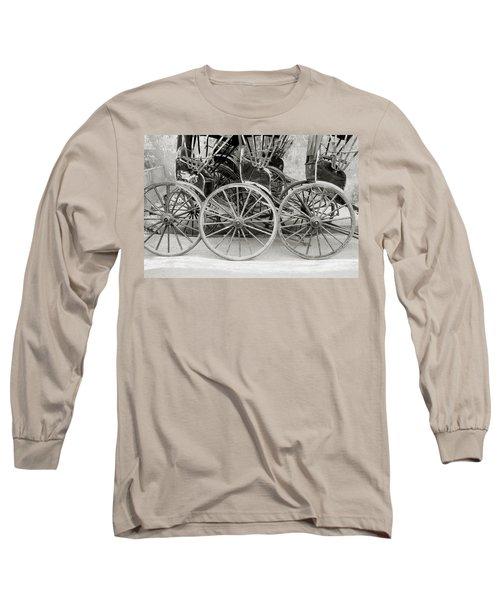 The Rickshaws Long Sleeve T-Shirt