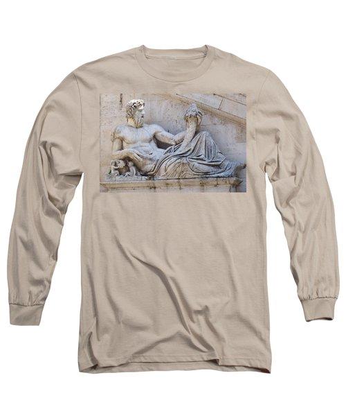 The Tiber Long Sleeve T-Shirt by Ellen Henneke