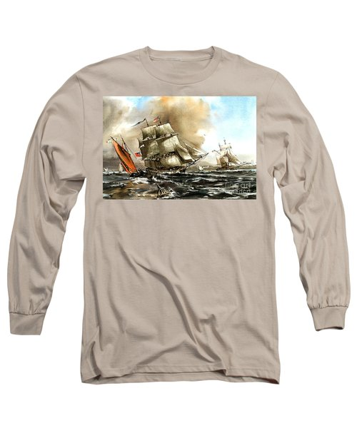 The Rose In Bantry Bay Long Sleeve T-Shirt