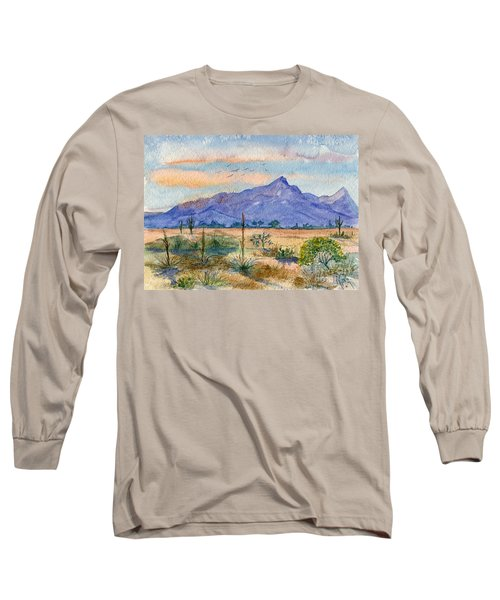 The San Tans Long Sleeve T-Shirt