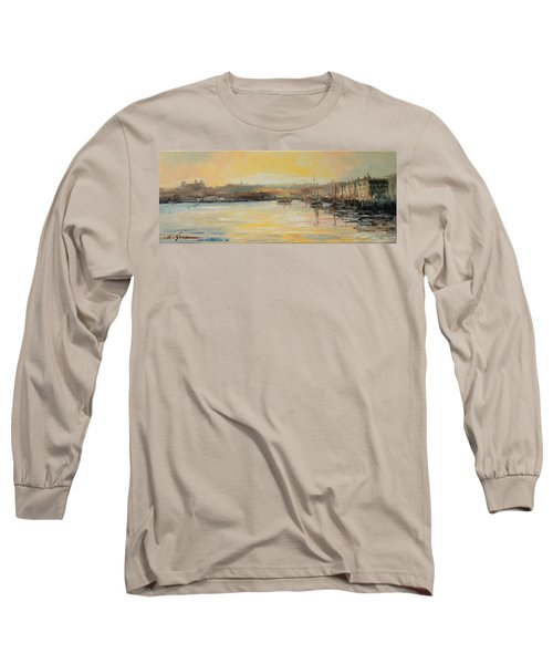 The Scarborough Harbour Long Sleeve T-Shirt