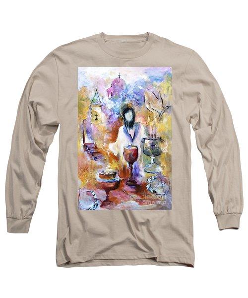 The Seven Sacrements Long Sleeve T-Shirt