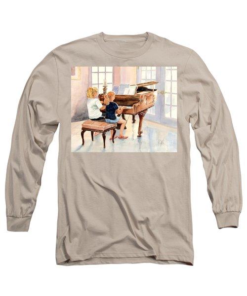 The Sister Duet Long Sleeve T-Shirt