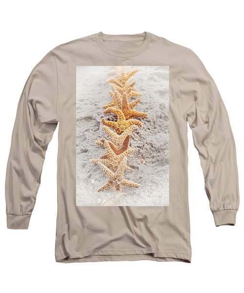The Starfish Line Dance Long Sleeve T-Shirt