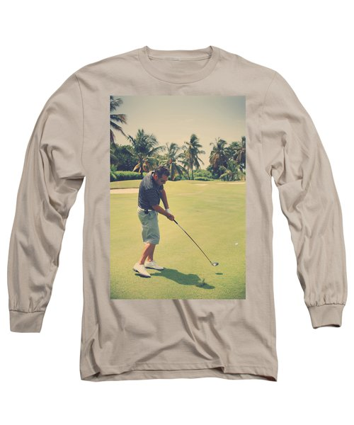 The Swing Of Things Long Sleeve T-Shirt