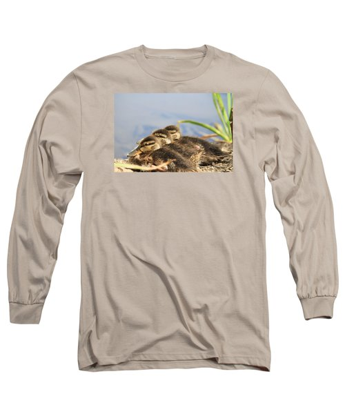 Long Sleeve T-Shirt featuring the photograph The Three Amigos by Amy Gallagher