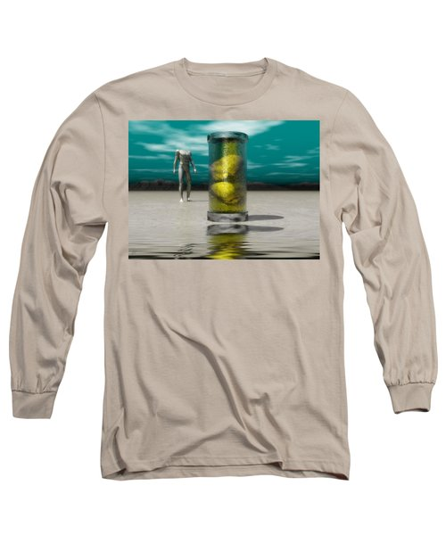 The Time Capsule Long Sleeve T-Shirt