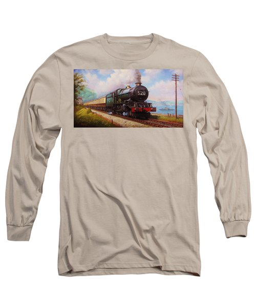 The Torbay Express. Long Sleeve T-Shirt