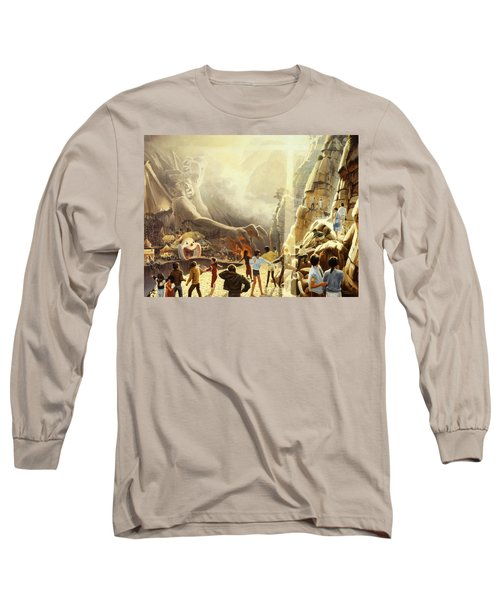 The Two Ways Long Sleeve T-Shirt