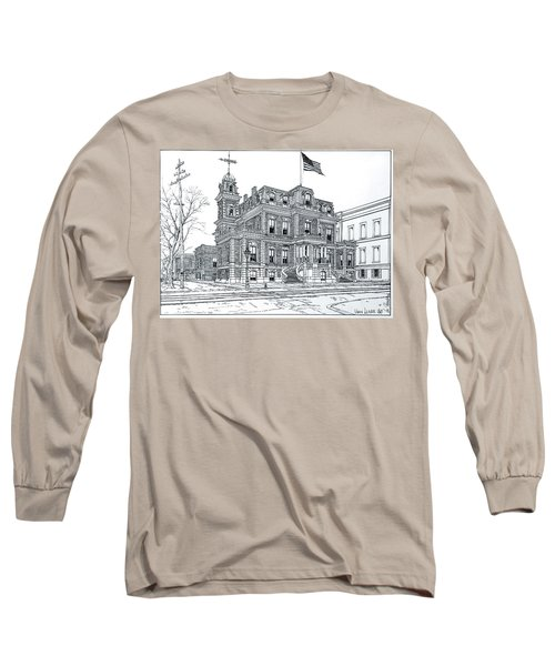 The Union League Philadelphia 1867 Long Sleeve T-Shirt