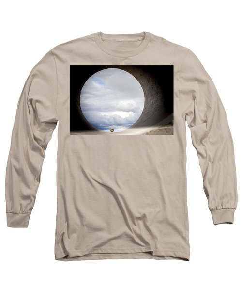 The View Above Long Sleeve T-Shirt by Fran Riley