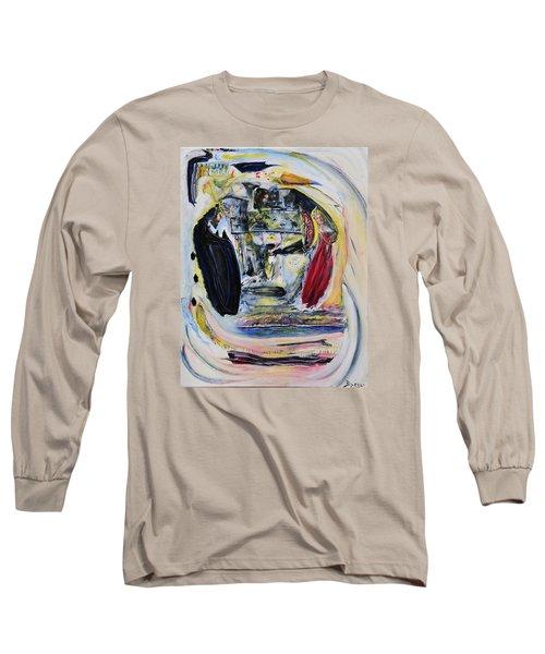 The Vision Of Ironstar Long Sleeve T-Shirt