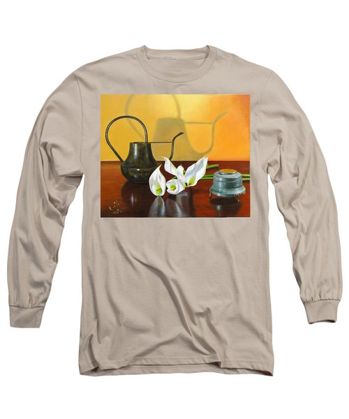 The Watering Can Long Sleeve T-Shirt