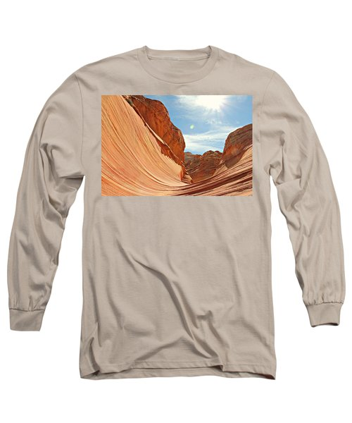 The Wave Rock #1 Long Sleeve T-Shirt