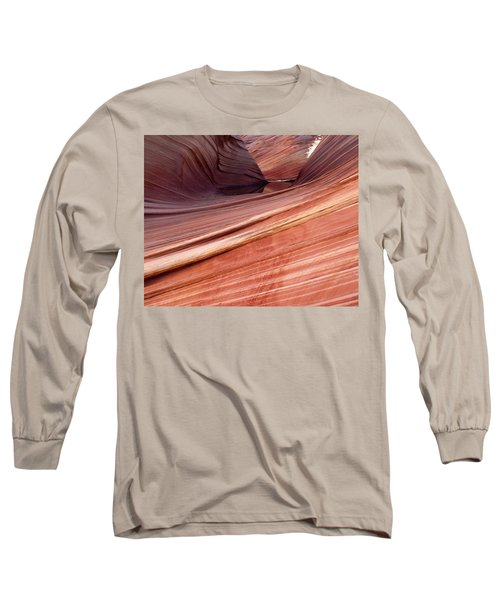 'the Wave' North Coyote Buttes 62 Long Sleeve T-Shirt