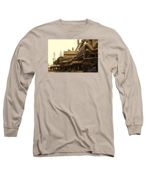 The Worm Passageways Long Sleeve T-Shirt