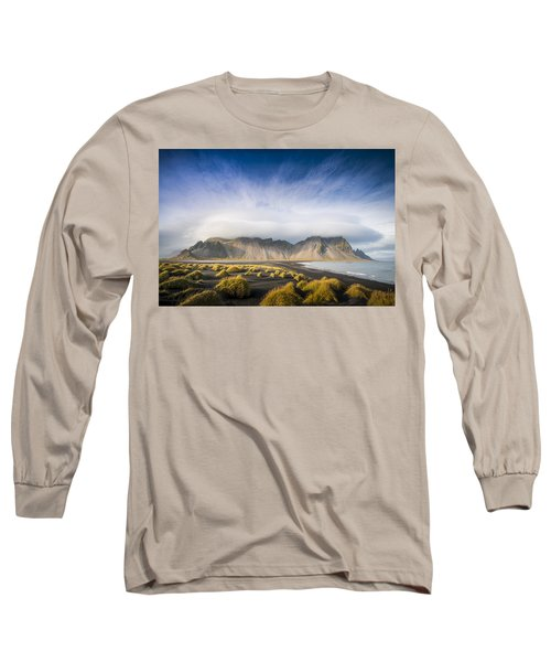 The Young Man Agreed Long Sleeve T-Shirt