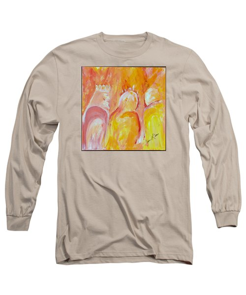 there I AM Long Sleeve T-Shirt by Cassie Sears