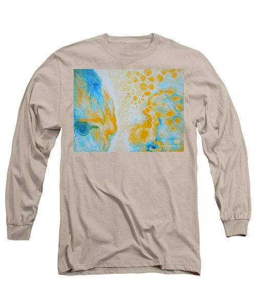 There - Looking At Me Long Sleeve T-Shirt