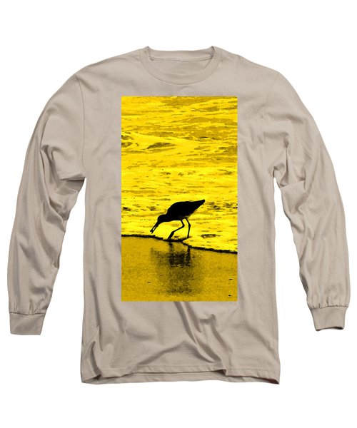 This Beach Belongs To Me Long Sleeve T-Shirt by Ian  MacDonald