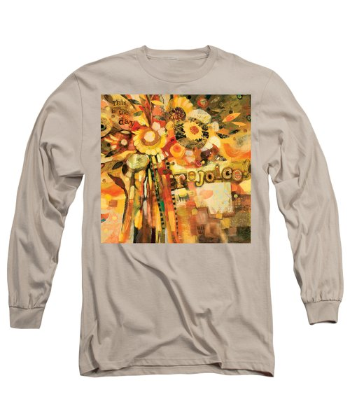 This Is The Day To Rejoice Long Sleeve T-Shirt