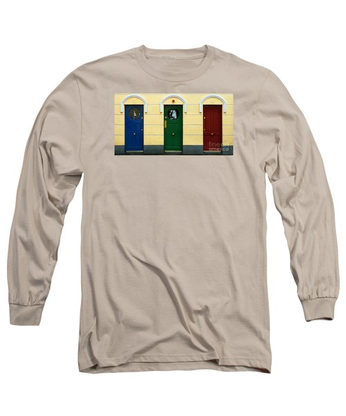 Three Doors Long Sleeve T-Shirt