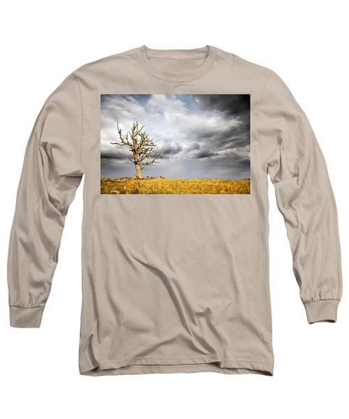 Long Sleeve T-Shirt featuring the photograph Through The Storms by Lana Trussell