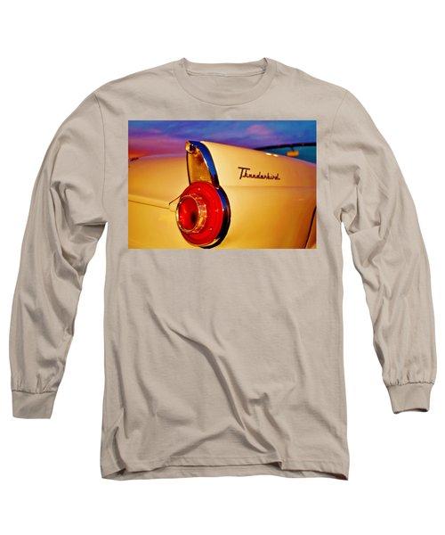 Thunderbird Long Sleeve T-Shirt by Daniel Thompson