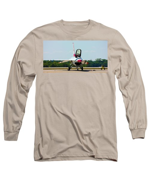 Thunderbird No1 Long Sleeve T-Shirt