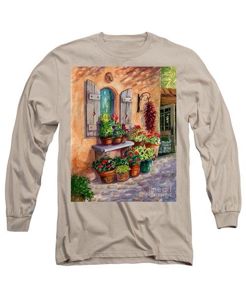 Tia Rosa's Place Long Sleeve T-Shirt