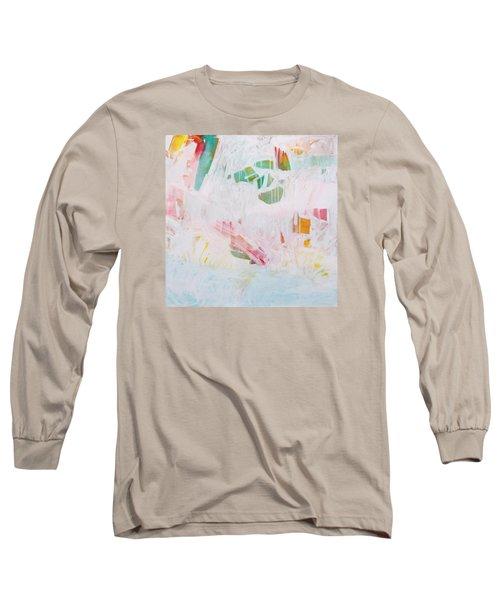 Tidal Wash  C2012 Long Sleeve T-Shirt by Paul Ashby