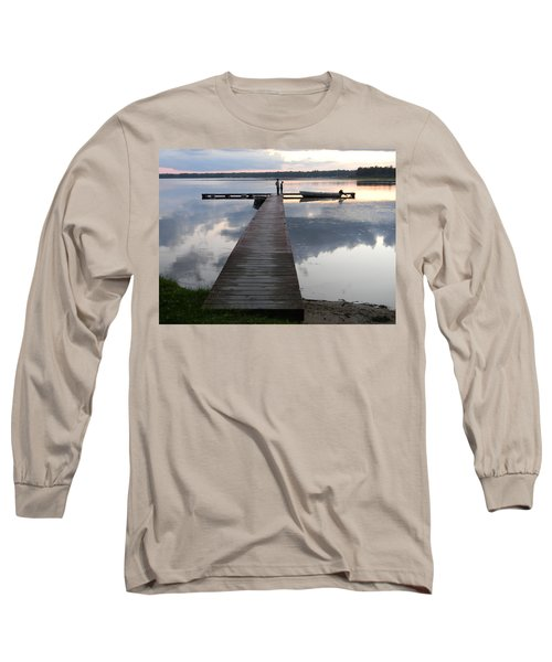 Time For Exploring Long Sleeve T-Shirt