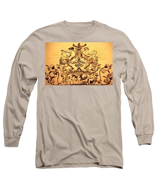 Time Iv Love  Long Sleeve T-Shirt
