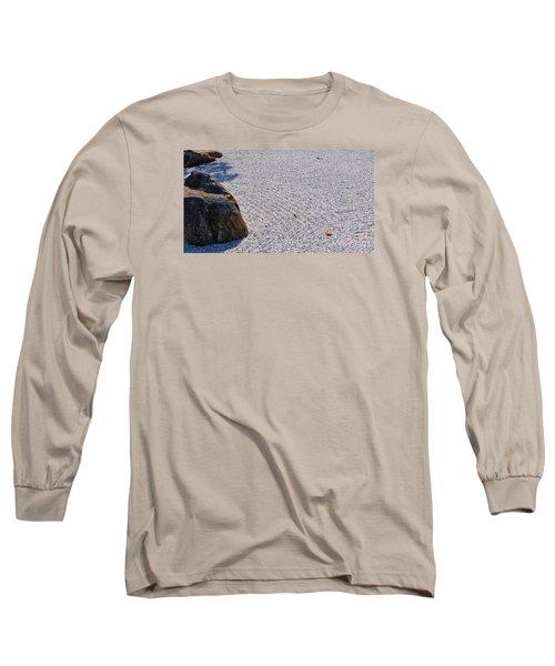 Timeless Zen Long Sleeve T-Shirt by Joy Hardee
