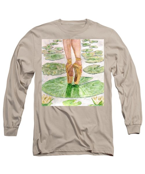To Dance Long Sleeve T-Shirt