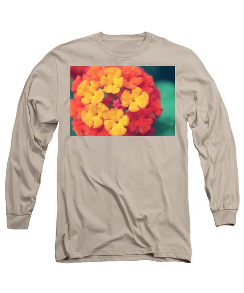 Long Sleeve T-Shirt featuring the photograph To Make You Happy by Laurie Search