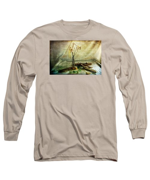 Today's Find Long Sleeve T-Shirt by Randi Grace Nilsberg