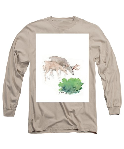 Too Dear Long Sleeve T-Shirt by C Sitton