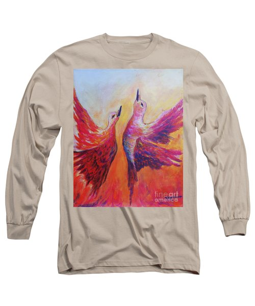Towards Heaven Long Sleeve T-Shirt