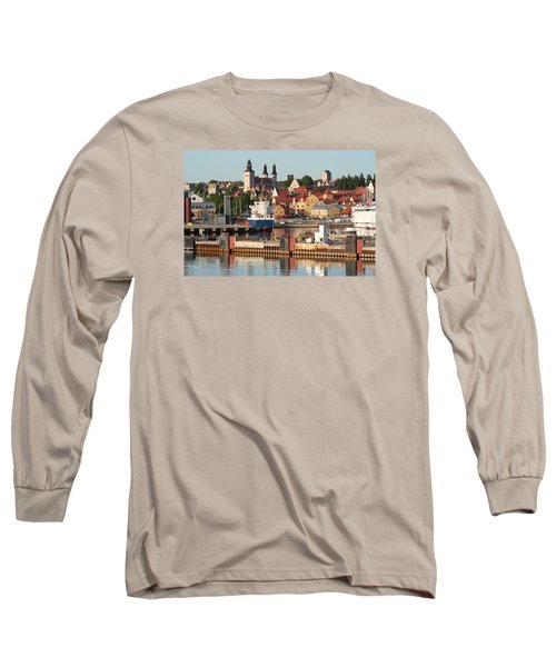 Town Harbour Long Sleeve T-Shirt