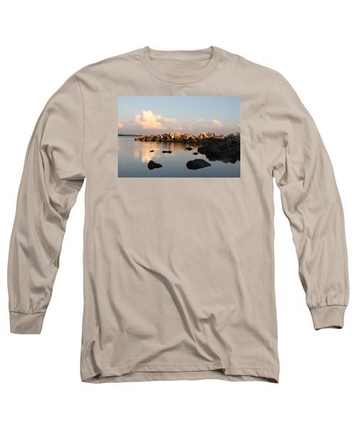 Tranquil Inlet Long Sleeve T-Shirt