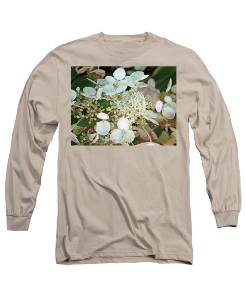 Tranquil Pastels Long Sleeve T-Shirt
