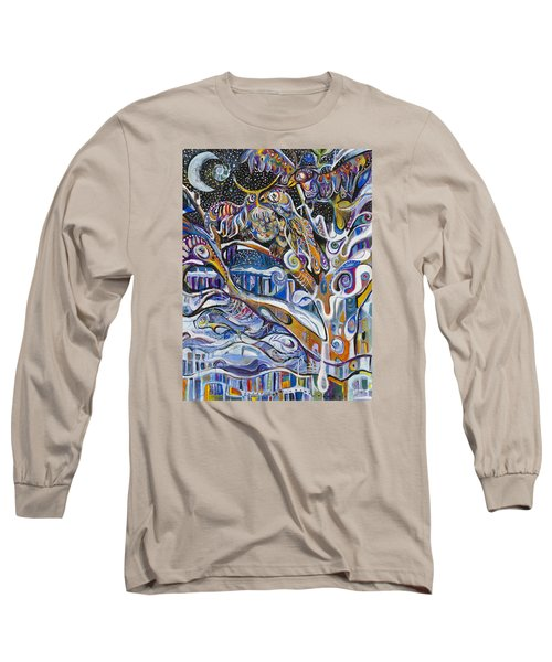 Transitions Long Sleeve T-Shirt by Leela Payne