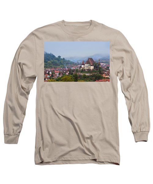 Transylvania Long Sleeve T-Shirt by Mircea Costina Photography