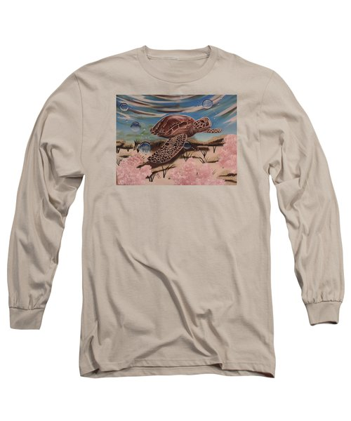 Travis Long Sleeve T-Shirt