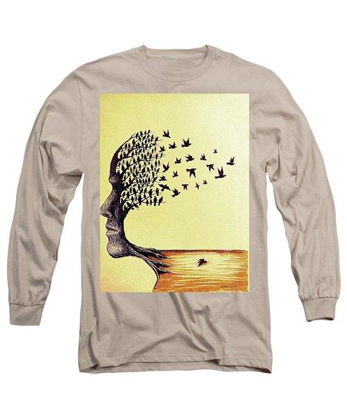 Tree Of Dreams Long Sleeve T-Shirt