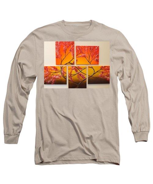 Tree Of Infinite Love Long Sleeve T-Shirt
