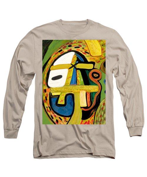 Tribal Mood Long Sleeve T-Shirt