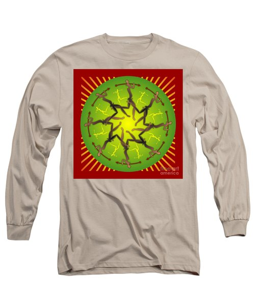 Tribal Warriors Long Sleeve T-Shirt