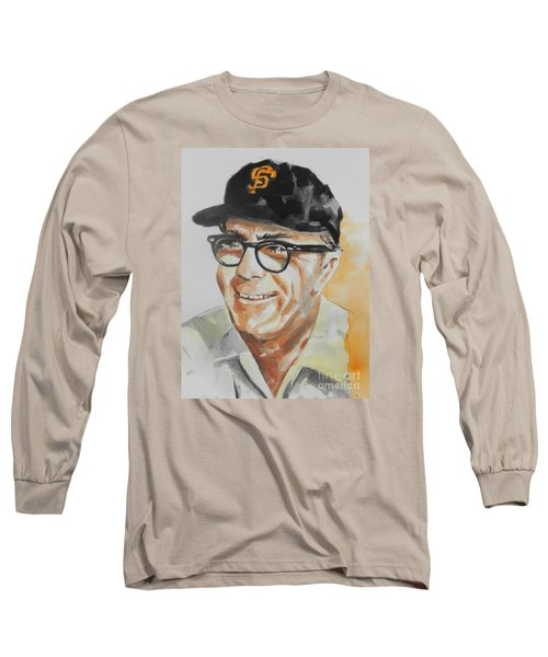 Tribute To Edward Logan My Grandfather  Long Sleeve T-Shirt